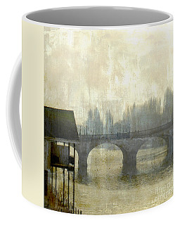 Coffee Mug featuring the photograph Dissolving Mist by LemonArt Photography
