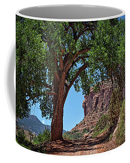Distant Escalante Moon Coffee Mug