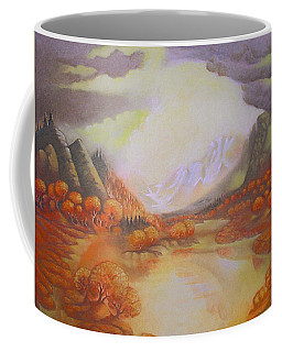 Distant Light Coffee Mug