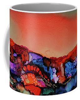 Distant Moon Coffee Mug