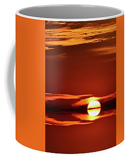 Coffee Mug featuring the photograph Distant Rising Star  by Lyle Crump