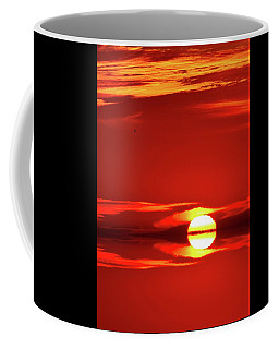 Coffee Mug featuring the photograph Distant Rising Star Two  by Lyle Crump