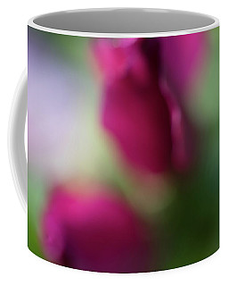 Distant Roses Coffee Mug