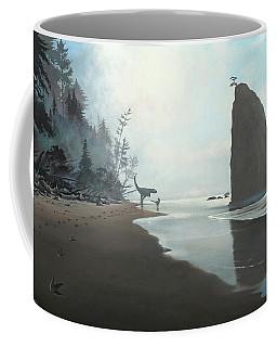 Distant Shores Coffee Mug