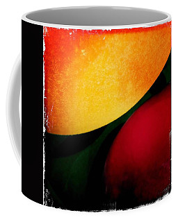 Distant Thoughts. #abstract #curve Coffee Mug