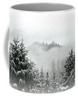 Distant Trees Coffee Mug