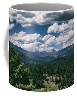 Coffee Mug featuring the photograph Distant Windows by Jason Coward