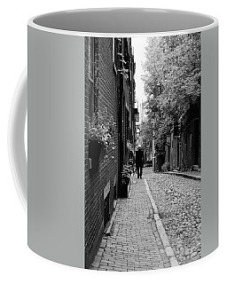 Distinguished Gentleman On Acorn Street Coffee Mug