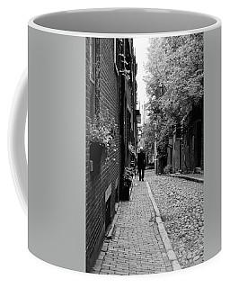 Distinguished Gentleman On Acorn Street Coffee Mug