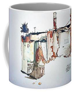 District 6 No 3 Coffee Mug
