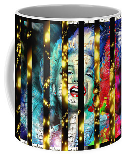Diva A Star In Stripes Coffee Mug