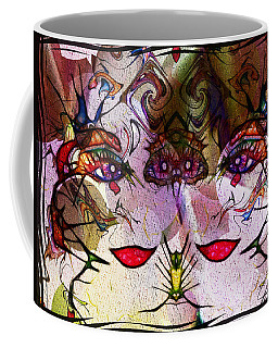 Diva Duo Coffee Mug