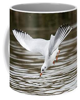 Dive Fisher  Coffee Mug