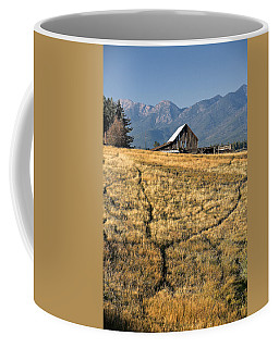 Divergence Coffee Mug