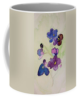 Diversity Coffee Mug by Beverley Harper Tinsley