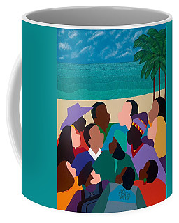 Diversity In Cannes Coffee Mug