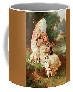 Divided Affection Coffee Mug