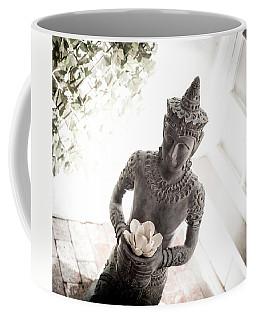 Divine Back Light Coffee Mug