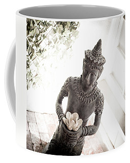 Divine Back Light Coffee Mug