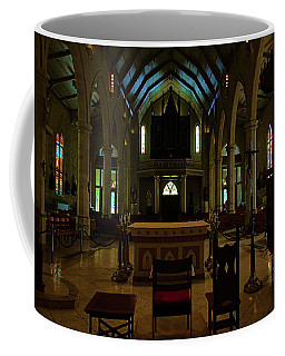 Coffee Mug featuring the photograph Divine Glow by Robert McCubbin
