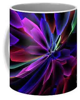 Coffee Mug featuring the digital art Divine Intervention by Margie Chapman