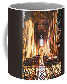 Divine Light     Go1 Coffee Mug