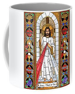Divine Mercy Coffee Mug