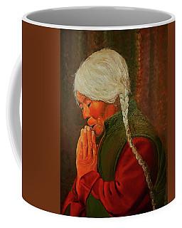 Divine Power Of Prayer Coffee Mug