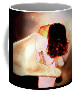 Divine Protection Coffee Mug by Pennie  McCracken