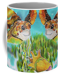 Diving Conch Mug Coffee Mug