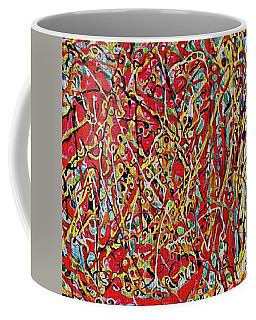 Diving Into Passion Coffee Mug