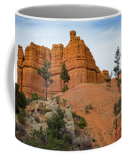 Coffee Mug featuring the photograph Dixie National Forest by Kathleen Scanlan