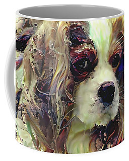 Dixie The King Charles Spaniel Coffee Mug