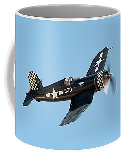 Dixie Wing Corsair - 2017 Christopher Buff, Www.aviationbuff.com Coffee Mug