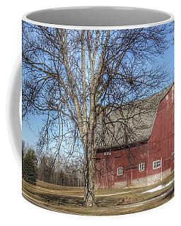 0010 - Dixon Road Red Coffee Mug