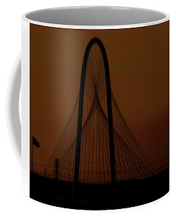 Coffee Mug featuring the photograph Dna Strand by Robert McCubbin