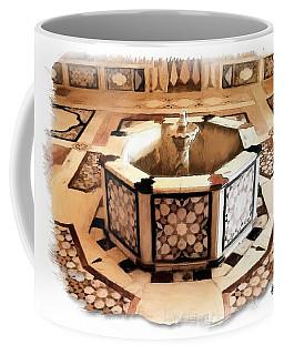 Coffee Mug featuring the photograph Do-00323 Old Bath Fountain by Digital Oil