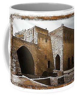Do-00422 St Gilles Citadelle Coffee Mug by Digital Oil