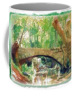Do-00457 Janneh Bridge Coffee Mug by Digital Oil