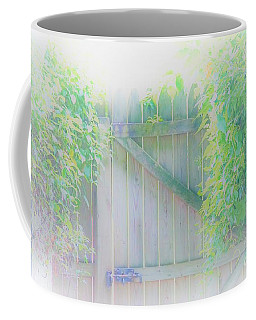 Do I Want To Leave The Garden Coffee Mug