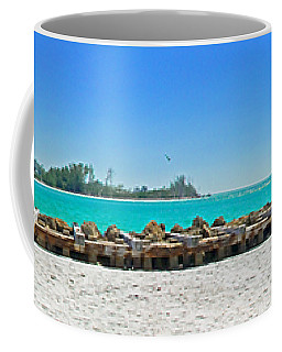 Do Not Enter Water Coffee Mug