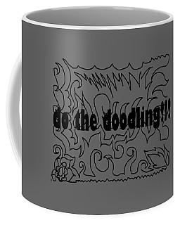 Do The Doodling Coffee Mug