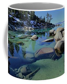 Coffee Mug featuring the photograph Do You Enjoy A Visual World? by Sean Sarsfield