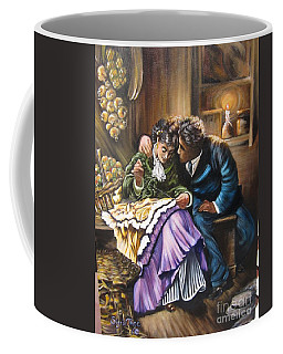 American History    Will You Marry  Me? Coffee Mug