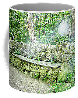 Coffee Mug featuring the photograph Do You Want To Take A Rest by Bee-Bee Deigner