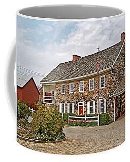 Dobbin House On Underground Railroad In Gettysburg-pennsylvania Coffee Mug