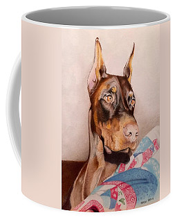 Rudy Coffee Mug