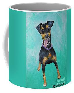Dobie Love Coffee Mug