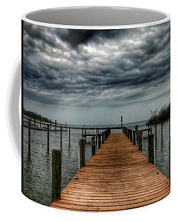 Dock Of The Bay Coffee Mug