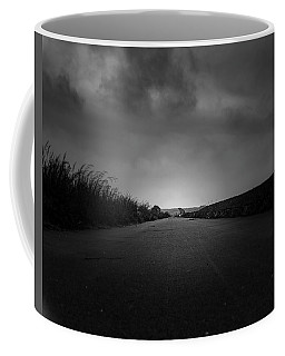 Coffee Mug featuring the photograph Dock Road by Keith Elliott